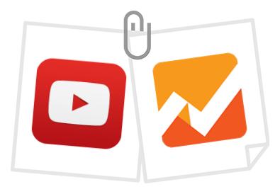 Youtube und Google Analytics Verknüpfung