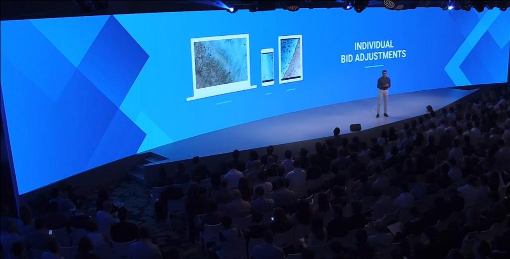 Individuelle Gebotsanpassungen für Desktop, Mobile und Tablet