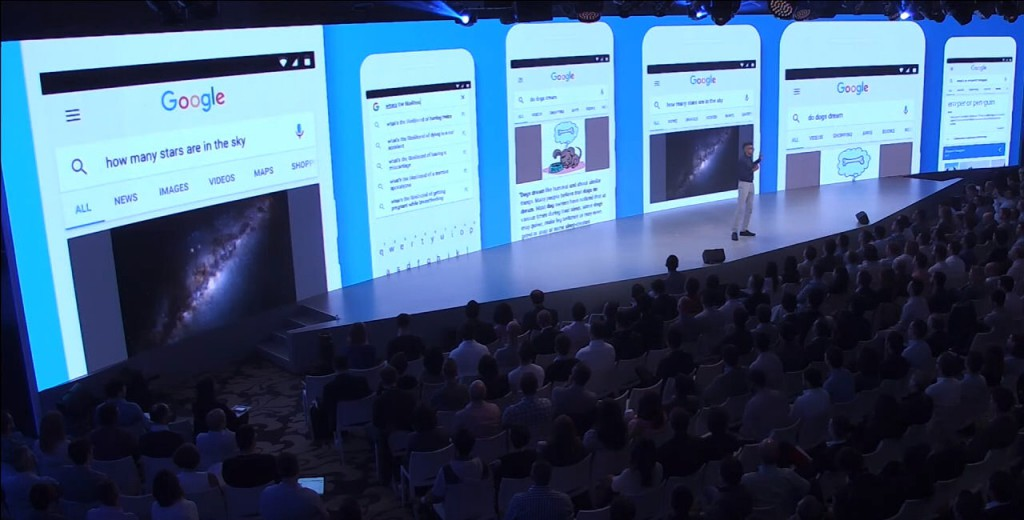 Mobile Seraches at Google