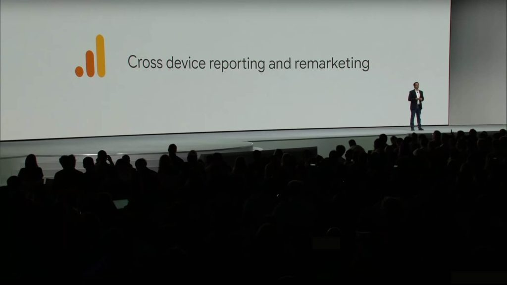 Cross Device Reporting in Google Analytics