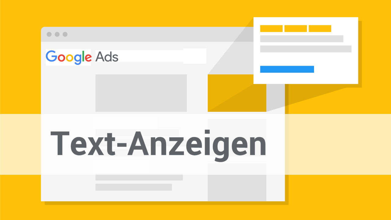 Google Ads Textanzeigen Teaser