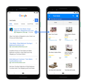 Google App Deep Linking