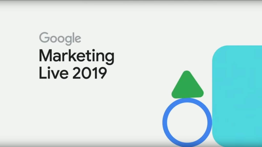 Google Marketing Live 2019 Teaser