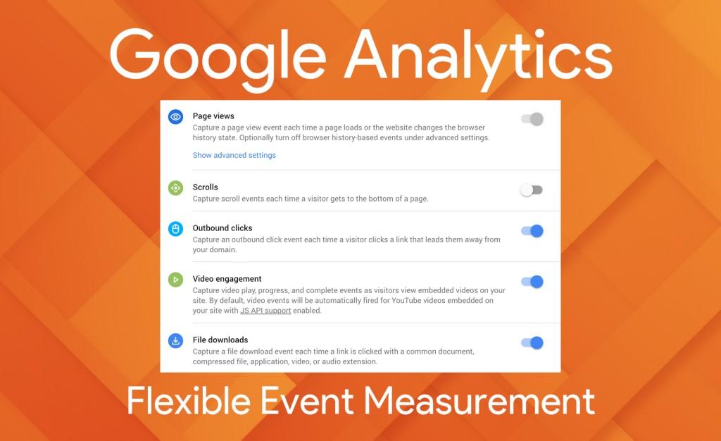 Google Analytics Enhanced Measurement Teaser