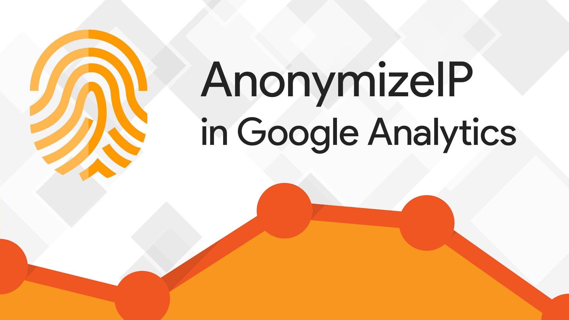 AnonymizeIp in Google Analytics einrichten