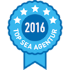 Top SEA Agentur 2016 Siegel
