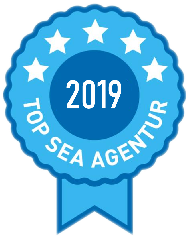 Top SEA Agentur 2019 Siegel